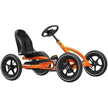 Amazon.com: Carrito motorizado con pedales de Berg Buddy ...
