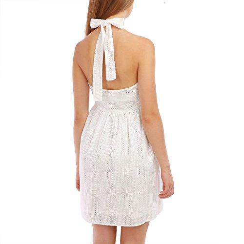 La Modeuse - Vestido - para mujer crudo
