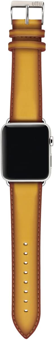 ullu Apple Watch Band for Series 1, 2, 3 & 4 in Premium Leather - Sun Ray - UAWS42SSVT99