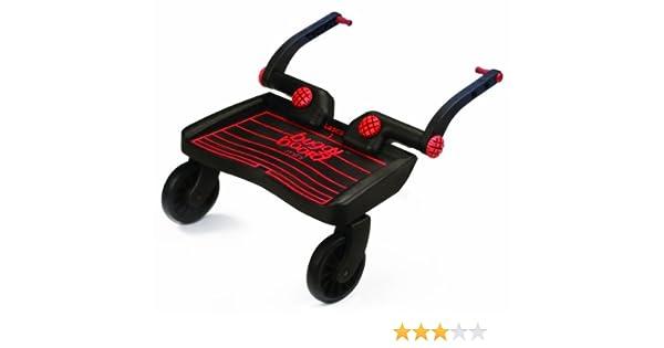Lascal Mini BuggyBoard - Plataforma para sillita/carricoche (para niños a partir de 18 meses) rojo rosso: Amazon.es: Bebé