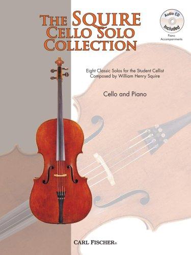 BF47 - The Squire Cello Solo Collection