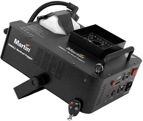 Martin THRILL Vertical Fogger | Atmospheric Light, Noise, and Fog Machine