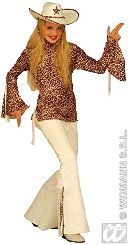 Children's Texas Jazz Teen Child Costume for 80s Music Fancy (80s Music Fancy Dress Costumes)