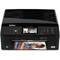 Brother Printer MFCJ825DW Wireless Color Photo Printer with Scanner, Copier and Fax