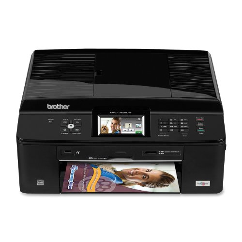 Brother Printer MFCJ825DW Wireless Color Photo Printer with Scanner, Copier and Fax by Brother