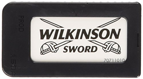 Wilkinson Sword Classic Double Edge Safety Razor Blades (40 Pack of 5 Blades)
