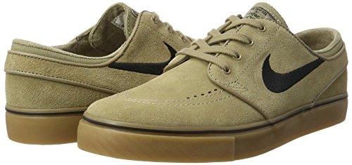 Pour Homme Light Baskets Stefan Zoom Janoski Black Brown Vert Nike khaki gum nwS1aq77