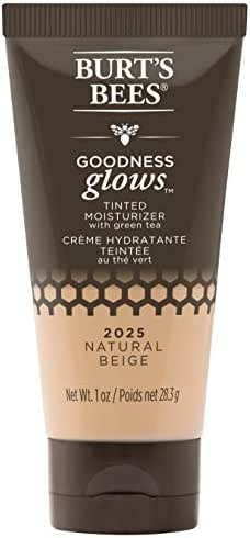 Face Makeup: Burt's Bees Goodness Glows Tinted Moisturizer
