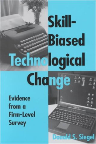 Price comparison product image Skill-Biased Technological Change: Evidence from a Firm-Level Survey