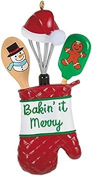 Hallmark Keepsake Christmas Ornament 2021, Bakin' It Merry Kitchen Utensils