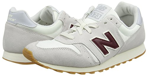 White Uomo Avorio New 373 off Balance Sneaker 0xZZqYUHw