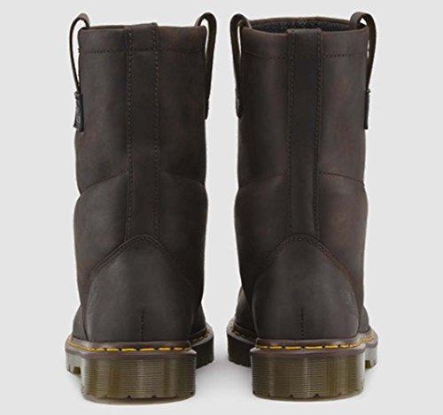 Dr. Martens Herren Icon Industrie Stärke Steel Toe Boot Gaucho