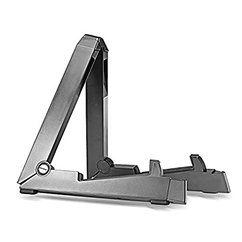 Neewer® Universal Foldable Folding Lightweight Portable Guitar A-frame Stand for Acoustic Guitar,Classical,Electronic,Violin,Ukulele