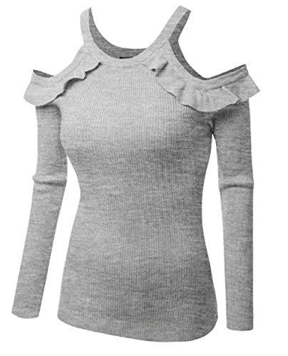Automne Pulli Appr Mode Volants Femme Chemise Hiver 5FSqwdw