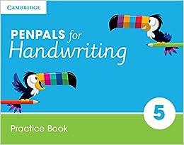 Penpals for Handwriting Year 5 Practice Book: Amazon co uk