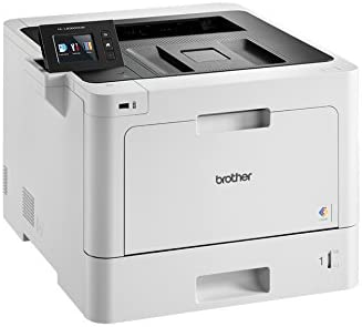 Brother Business Color Laser Printer, HL-L8360CDW, Wireless Networking, Automatic Duplex Printing, Mobile Printing, Cloud printing, Amazon Dash ...