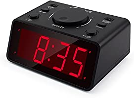 iTronics LED digital alarm clocks