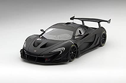 McLaren P1 GTR 2015 Test Car Black Limited Edition To 500pcs 1/18 By True