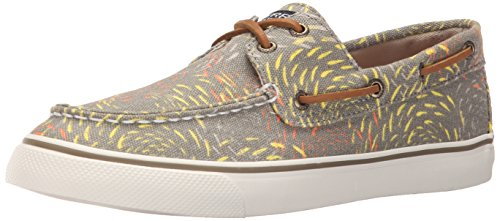 Sneaker Sider Top Taupe Fish Bahama Women's Circle Sperry Fashion Coral 8qv5CC