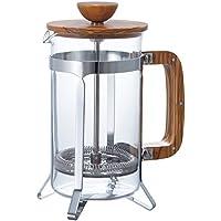 Hario CPSW-4-OV Olivewood Cafépress Coffee and Tea Press, 600ml