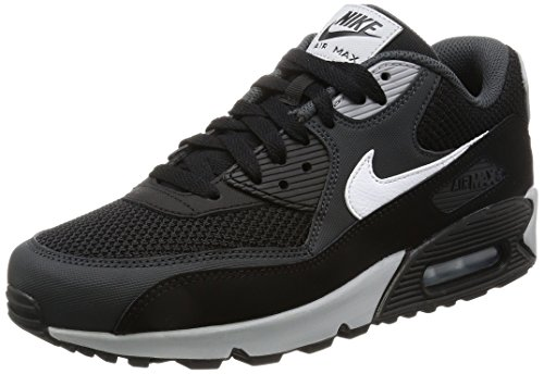 Essential Black Homme Baskets Noir wolf NIKE anthracite Air 90 Max Grey White Mode 8wpxpHt4q