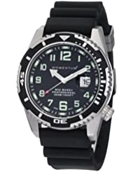 Men's Sports Watch | M50 Nylon Dive Watch by Momentum | Stainless Steel Watches for Men | Sapphire Crystal Analog...