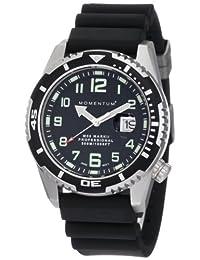 Momentum Men's 1M-DV52B1B M50 Mark II Military Inspired Analog Black Watch