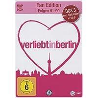 Verliebt in Berlin - Folgen 61-90 (Fan Edition, 3 Discs)