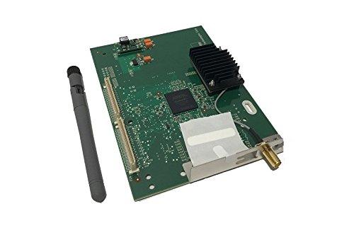 Zebra Technologies P1032271 Zebra Ait, Zebra net B/G Print Server (Radio Card Included) Zmx00 by Zebra Technologies