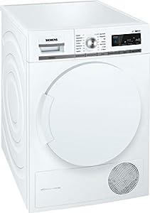 Siemens WT44W5W0 Wärmepumpentrockner / A+++ / 8 kg / Großes Display mit...