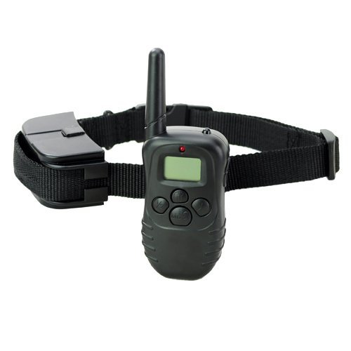 NEW LCD 100LV Level SHOCK&VIBRA REMOTE PET DOG TRAINING COLLAR For 20-130lb Dog