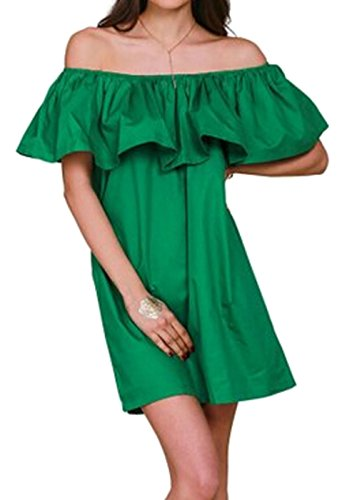 Ruffle Top Dress - 4