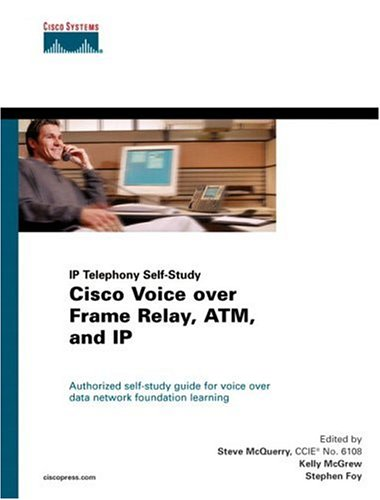 Cisco Voice over Frame Relay, ATM, and IP (Networking Technology) Atm Frame Relay