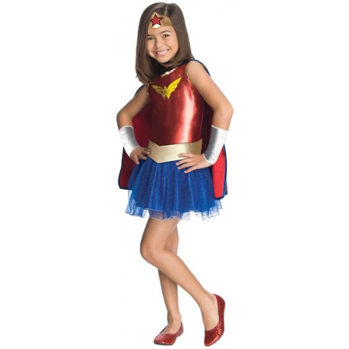 Rubie's Justice League Child's Wonder Woman Tutu