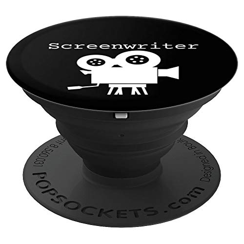 Hollywood Screenwriter - PopSockets Grip and Stand for Phones and Tablets