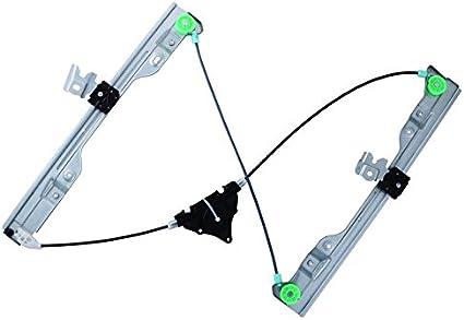 Front Drivers Power Window Regulator for 07-10 Nissan Altima Sedan 80771JA000