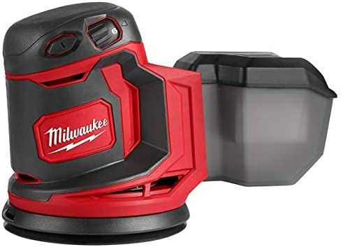 "Bare Tool #2648-20 Milwaukee M18 Cordless Variable Speed 5/"" Random Orbit Sander"