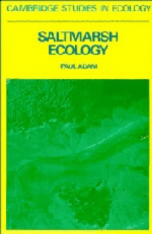 Saltmarsh Ecology (Cambridge Studies in Ecology)