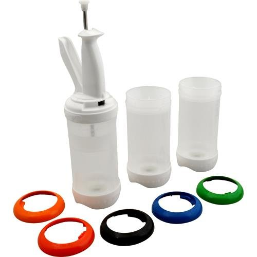 FIFO - 16 oz Portion Pal Portion Control Dispenser Starter Kit