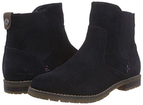 Blue Tom Women's Chelsea Tailor navy Boots Blau Damenschuhe fqvqagw6