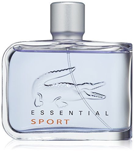 Lacoste Essential Sport Eau de Toilette for Men, 4.2 fl. oz.