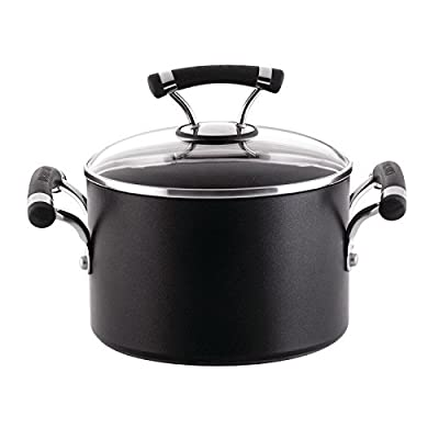 Circulon Contempo Nonstick 3-Quart Covered Saucepot
