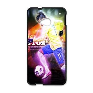 Barcelona Players Neymar for HTC One M7 Phone Case 8SS460856