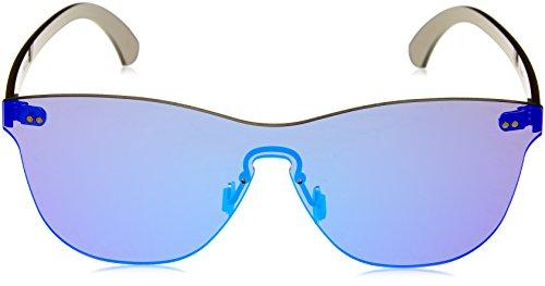 Paloalto Sunglasses P25.2 Lunette de Soleil Mixte Adulte, Bleu
