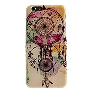 LCJ Watercolor Dream catcher Pattern PC Hard Case for iPhone 6
