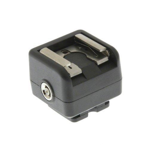 Adaptateur sabot pour flash pour appareils photo sans prise synchro C/âble de raccordement de flash studio et t/ête de flash /à lappareil photo reflex num/érique