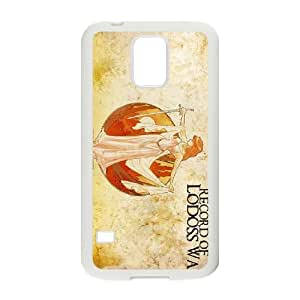 Record of Lodoss War Samsung Galaxy S5 Cell Phone Case White Ytuuu