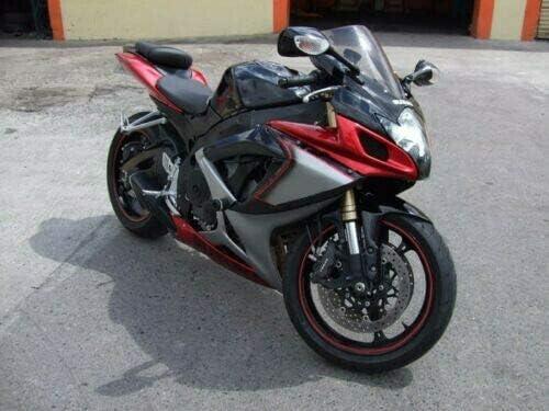 Front Wheel Rim Fit For Suzuki GSXR600 750 GSX-R750 2006-2007 GSXR1000 2005-2006