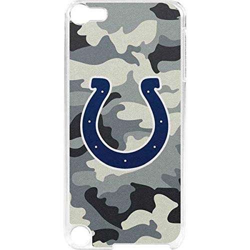 (Skinit NFL Indianapolis Colts iPod Touch 6th Gen LeNu Case - Indianapolis Colts Camo Design - Premium Vinyl Decal Phone Cover)