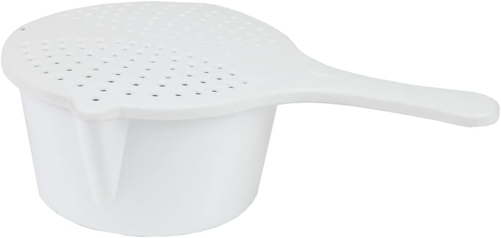 Home-X Microwave Cooking Pot with Strainer Lid